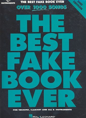 9780793503506: Best Fake Book Ever: Bb Edition
