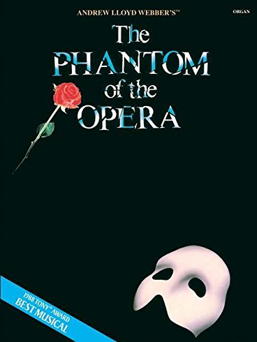 9780793503742: Phantom of the Opera, Organ