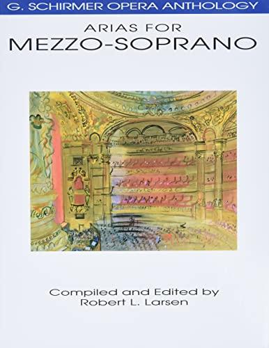 9780793504015: Arias for Mezzo-Soprano