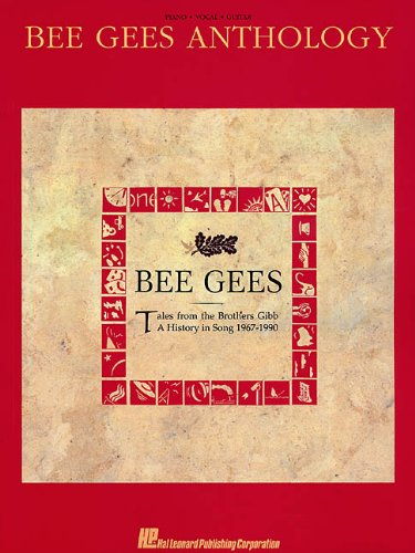 9780793504138: Bee Gees Anthology: Tales from the Brothers Gibb: a History in Song, 1967-1990