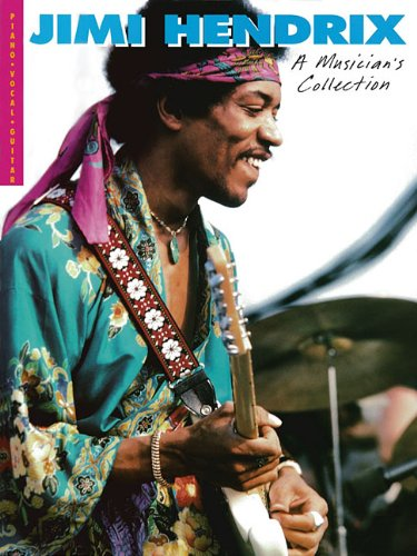 9780793504190: Jimi Hendrix-A Musician's Collection (Piano-Vocal-Guitar Series)