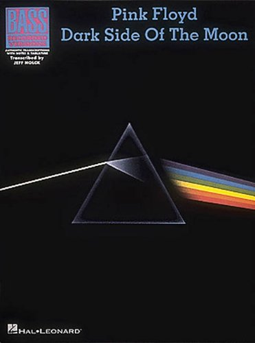 9780793504206: Pink Floyd Dark Side Of The Moon With Notes And Tablature