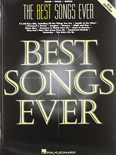 9780793504459: The Best Songs Ever