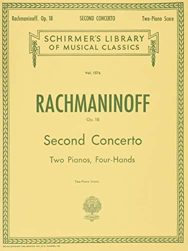 9780793505005: Rachmaninoff Concertos for the Piano: 2 Pianos 4 Hands