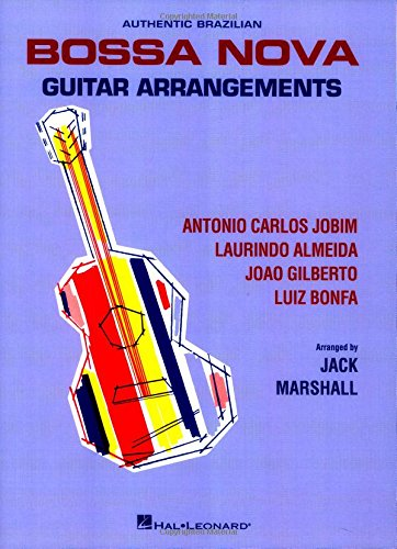 9780793505142: Authentic Brazilian Bossa Nova Guitar Arrangements