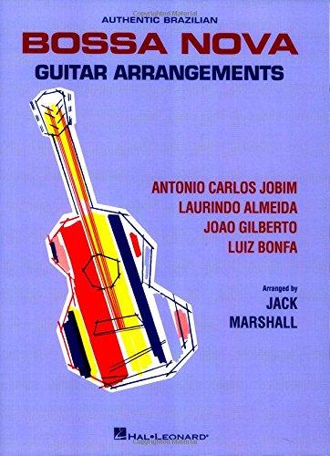 Bossa Nova Guitar Arrangements (Paperback)