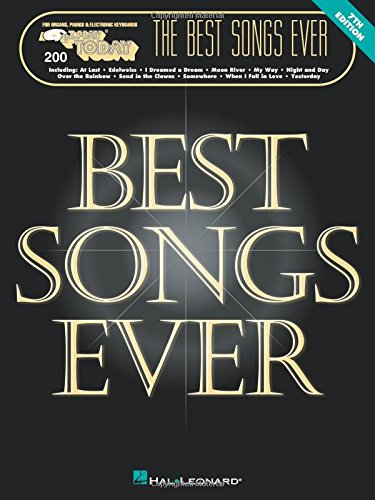 9780793505470: The Best Songs Ever (E-Z Play Today)