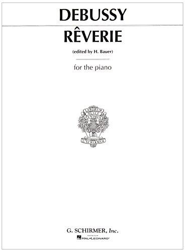 9780793505869: Claude Debussy: Reverie (Piano)