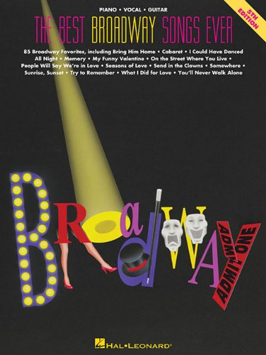 9780793506286: The Best Broadway Songs Ever (The Best Ever Series)
