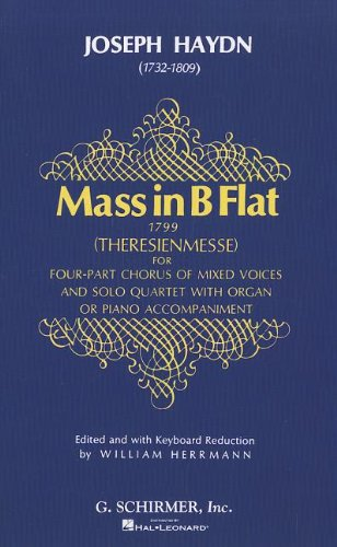 Haydn: Mass in B Flat (Theresienmesse): For