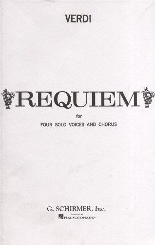 9780793506880: Giuseppe Verdi: Messa di Requiem (Vocal Score)