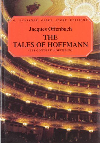 9780793506934: Jacques Offenbach (G. Schirmer Opera Score Editions)