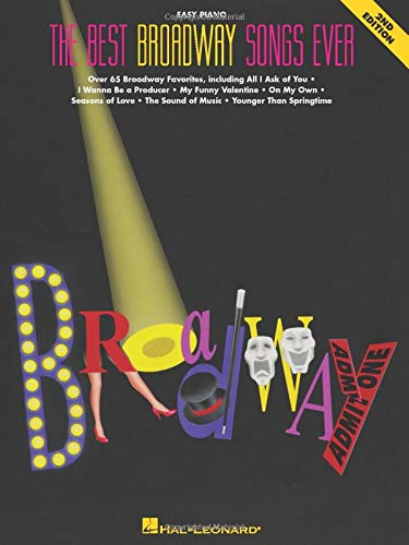 9780793507344: The Best Broadway Songs Ever