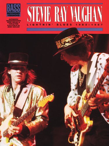 9780793507399: Stevie Ray Vaughan - Lightnin' Blues 1983-1987* (Bass)