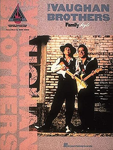 9780793507412: The Vaughan Brothers - Family Style