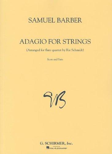 Adagio for Strings, Flute: Samuel Barber