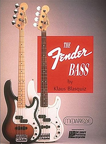 9780793507573: The Fender Bass