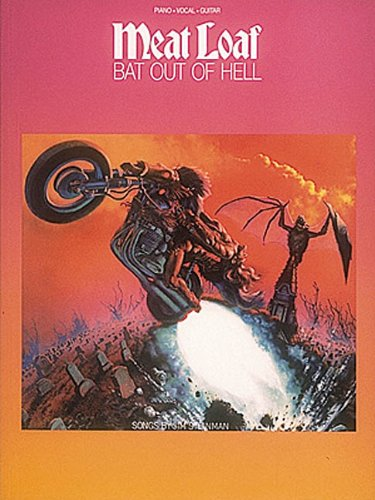 9780793507658: Meat Loaf - Bat Out of Hell (Piano-Vocal-Guitar)