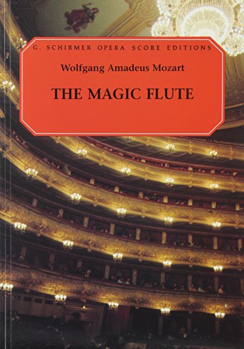 9780793507665: The Magic Flute: An Opera in Two Acts