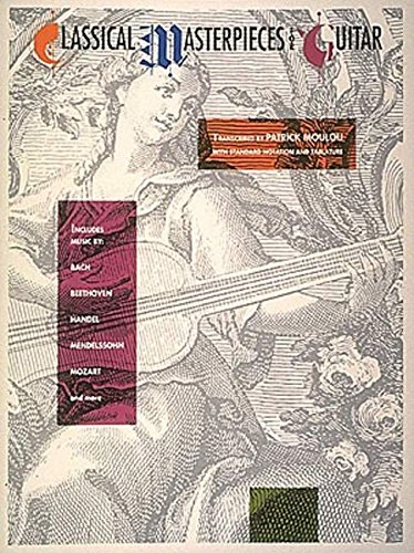 9780793508280: Classical Masterpieces for Guitar (Guitar Book)