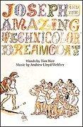 9780793508389: Joseph And The Amazing Technicolor Dreamcoat Vocal Score