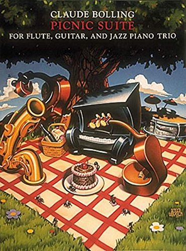 9780793508426: Picnic Suite: For Flute, Guitar and Jazz Piano Trio