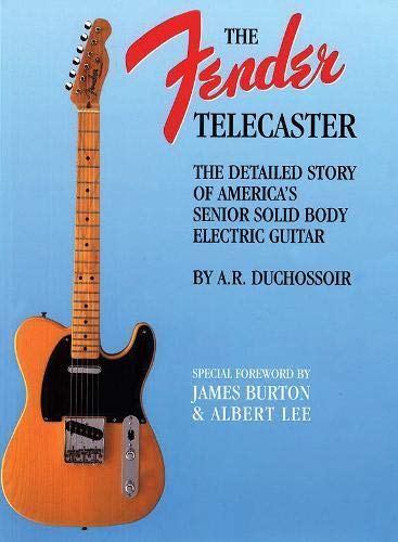 9780793508600: The fender telecaster livre sur la musique: A Detailed Story of America's Senior Solid Body Electric Guitar