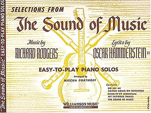 9780793508877: Sound of Music, The: Easy Piano (Portnoff)