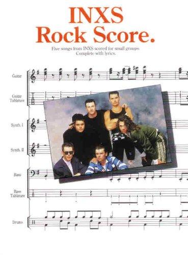 9780793509171: Inxs: Rock Score
