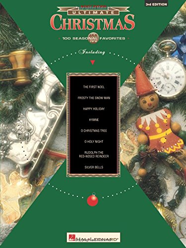 9780793509447: Ultimate Christmas: 100 Seasonal Favorites: Easy Piano