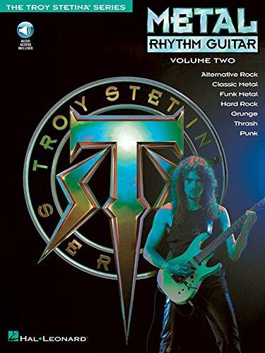 9780793509591: Metal Rhythm Guitar Vol 2 Book & Online Audio (The Troy Stetina)