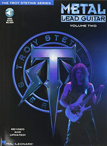 9780793509614: METAL LEAD GUITAR VOLUME 2 BK/CD (The Troy Stetina Series)