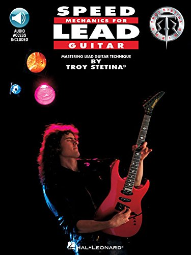 9780793509621: Speed Mechanics for Lead Guitar (Troy Stetina)