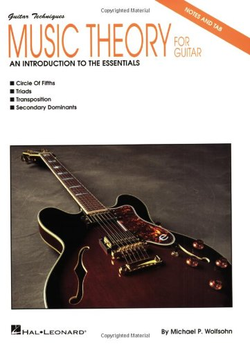 9780793509898: Music Theory for Guitar: Guitar Techniques