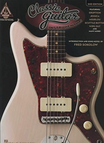 9780793509904: Classic Guitar Instrumentals 2nd Edition (Guitar Recorded Versions)