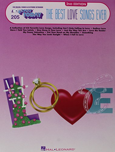 9780793510085: The Best Love Songs Ever: E-Z Play Today Volume 205