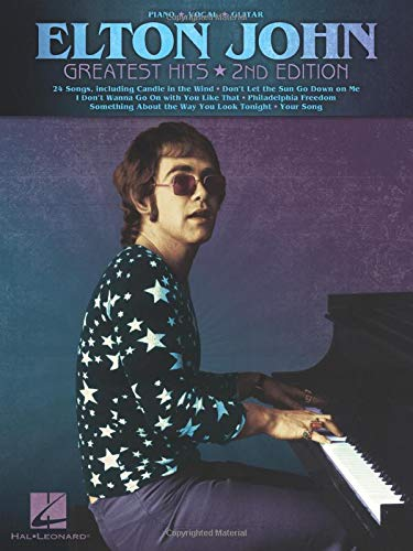 9780793510634: Elton John - Greatest Hits (Piano/Vocal/Guitar Artist Songbook)
