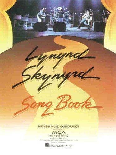 9780793510856: Lynyrd Skynyrd Songbook: Piano/Vocal/Guitar
