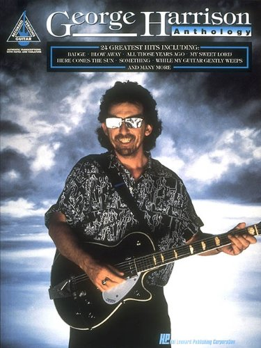 9780793510887: George Harrison Anthology (Guitar Recorded Versions)