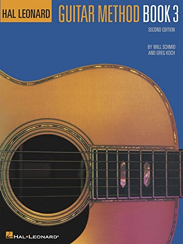 9780793511563: Hal Leonard Guitar Method Book 3 (Hal Leonard Guitar Method (Songbooks))