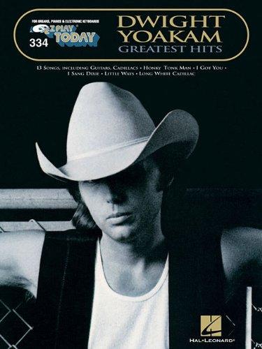 9780793511914: Dwight Yoakam Greatest Hits (E-Z Play Today)