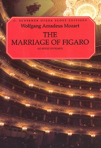 9780793512089: The Marriage of Figaro (Le Nozze di Figaro): Vocal Score