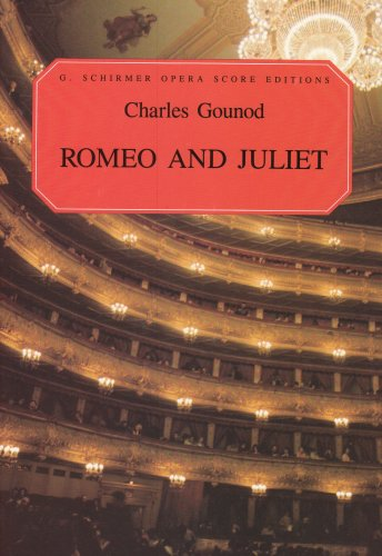 9780793512126: Romeo Et Juliette: Vocal Score (Vocal Score, French and English)