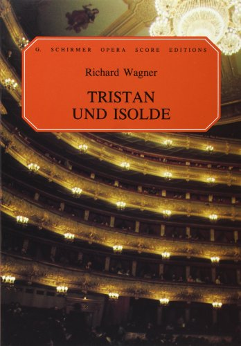 9780793512201: Tristan und Isolde: Vocal Score