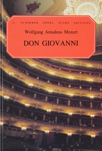 9780793512317: Don Giovanni: Vocal Score