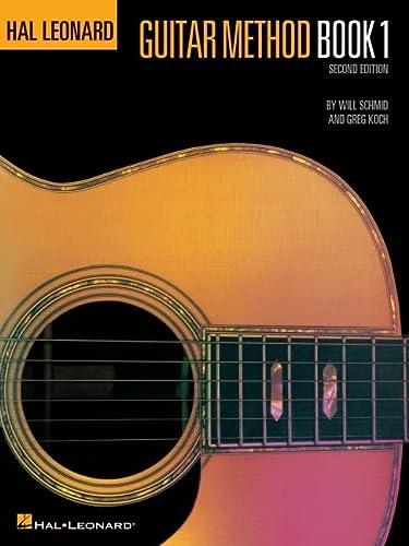 9780793512454: Hal Leonard Guitar Method: Book 1