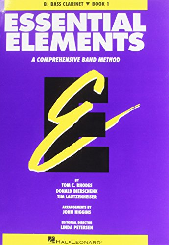 9780793512553: Essential Elements Book 1 - BB Bass Clarinet