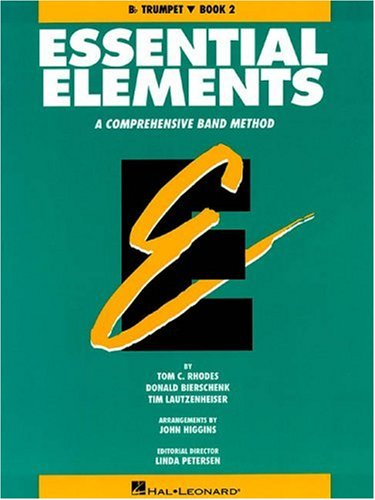 9780793512775: Essential Elements – Book 2. for Bb Trumpet