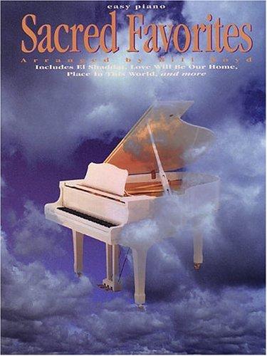 9780793512966: Sacred Favorites: Easy Piano