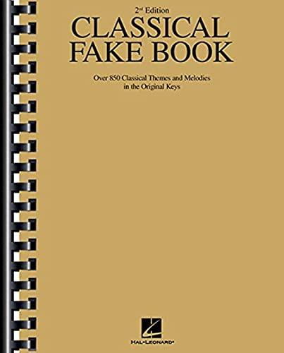 9780793513291: Classical Fakebook